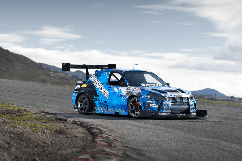 Luke Munnell photography Mark Jager Yimisport blue time-attack Subaru WRX