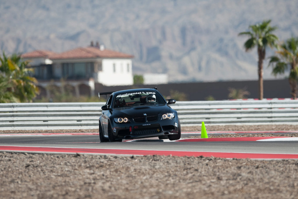 black E92 BMW M3 European Car magazine Tuner GP at Thermal Club automotive photography