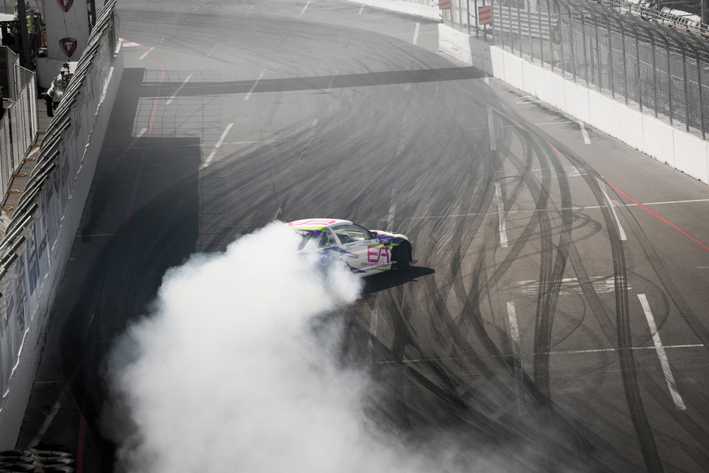 Formula Drift Long Beach Grand Prix Michael Essa BMW M3 smokey drift motorsports photography