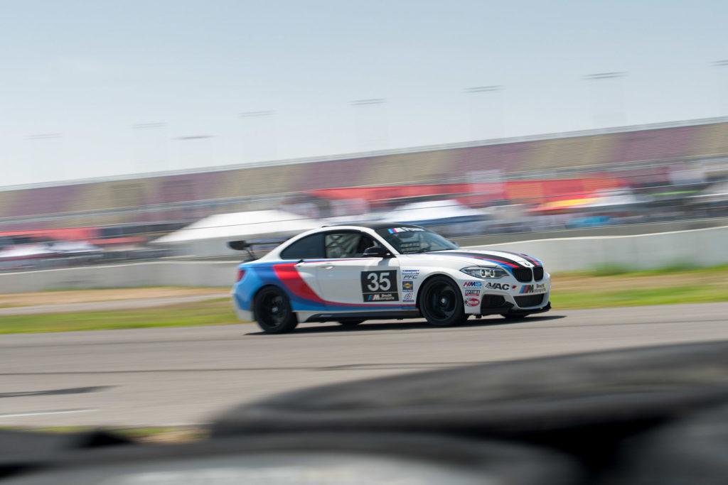 Brecht Motorsports BMW M235iR at Bimmerfest Fontana raceway