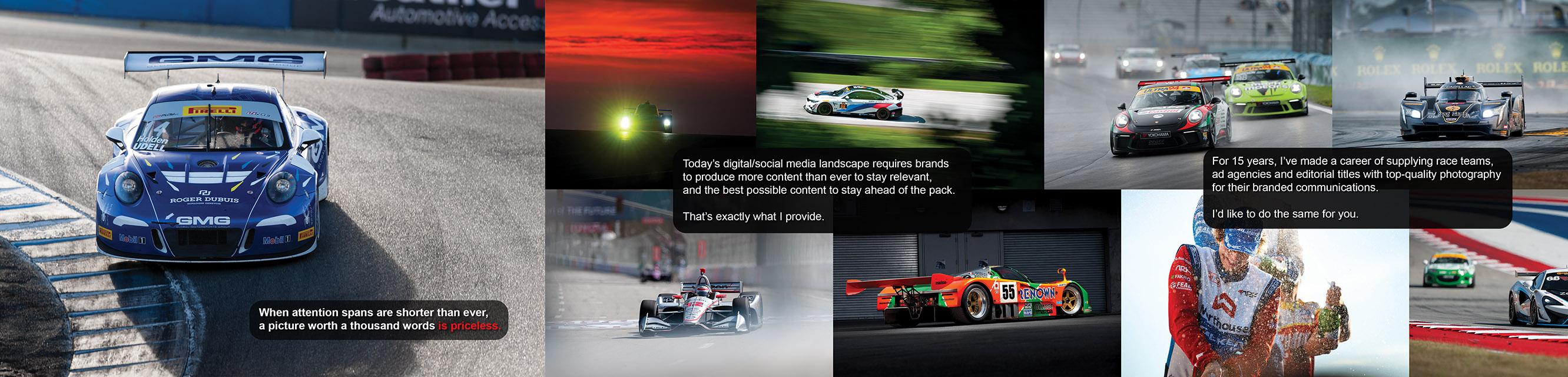 Thumbnail image 2020 Motorsports Photography brochure, digital version