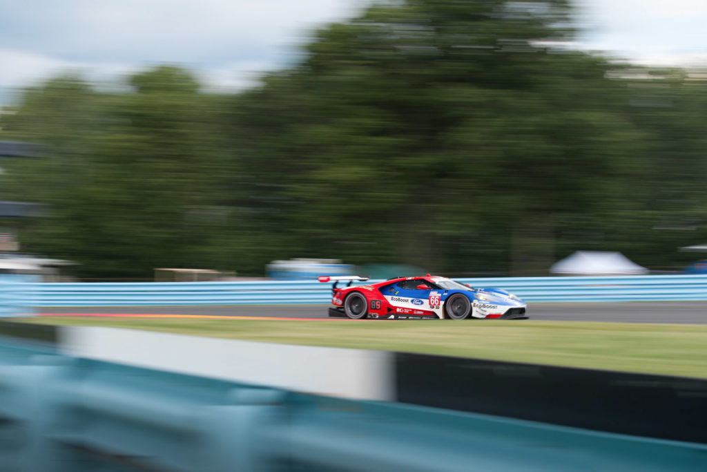 IMSA Watkins Glen Chip Ganassi Racing 66 Ford GT motorsports photography