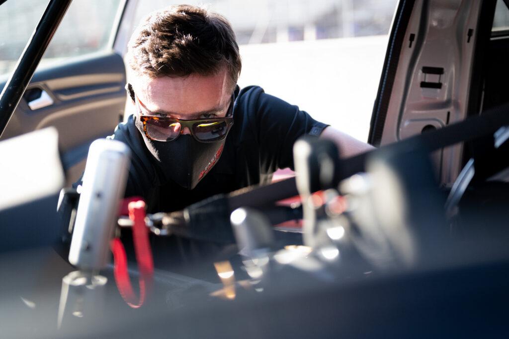 FastMD crew at IMSA Laguna Seca, motorsports photography by Luke Munnell