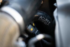 Mary Valdez FK8 Honda Civic Type R Acuity Instruments radiator pipe